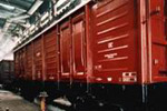 Железнодорожный вагон (Румыния)